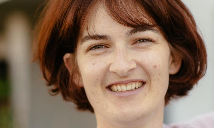 Portrait Iris Gundacker