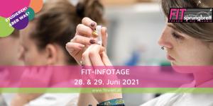 Banner FIT Infotage 2021