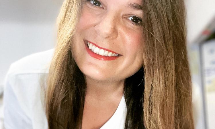 Portraitfoto Daniela Hinteregger