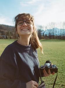 Portraitfoto Zsófia Szalavári